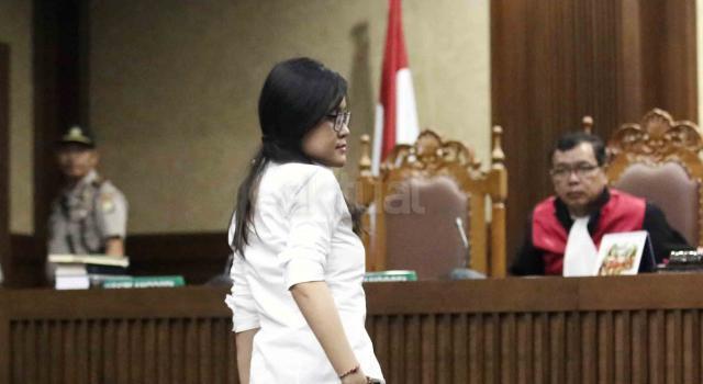 20 Tahun Penjara, Itulah Hukuman Yang Dijatuhkan Kepada Jessica