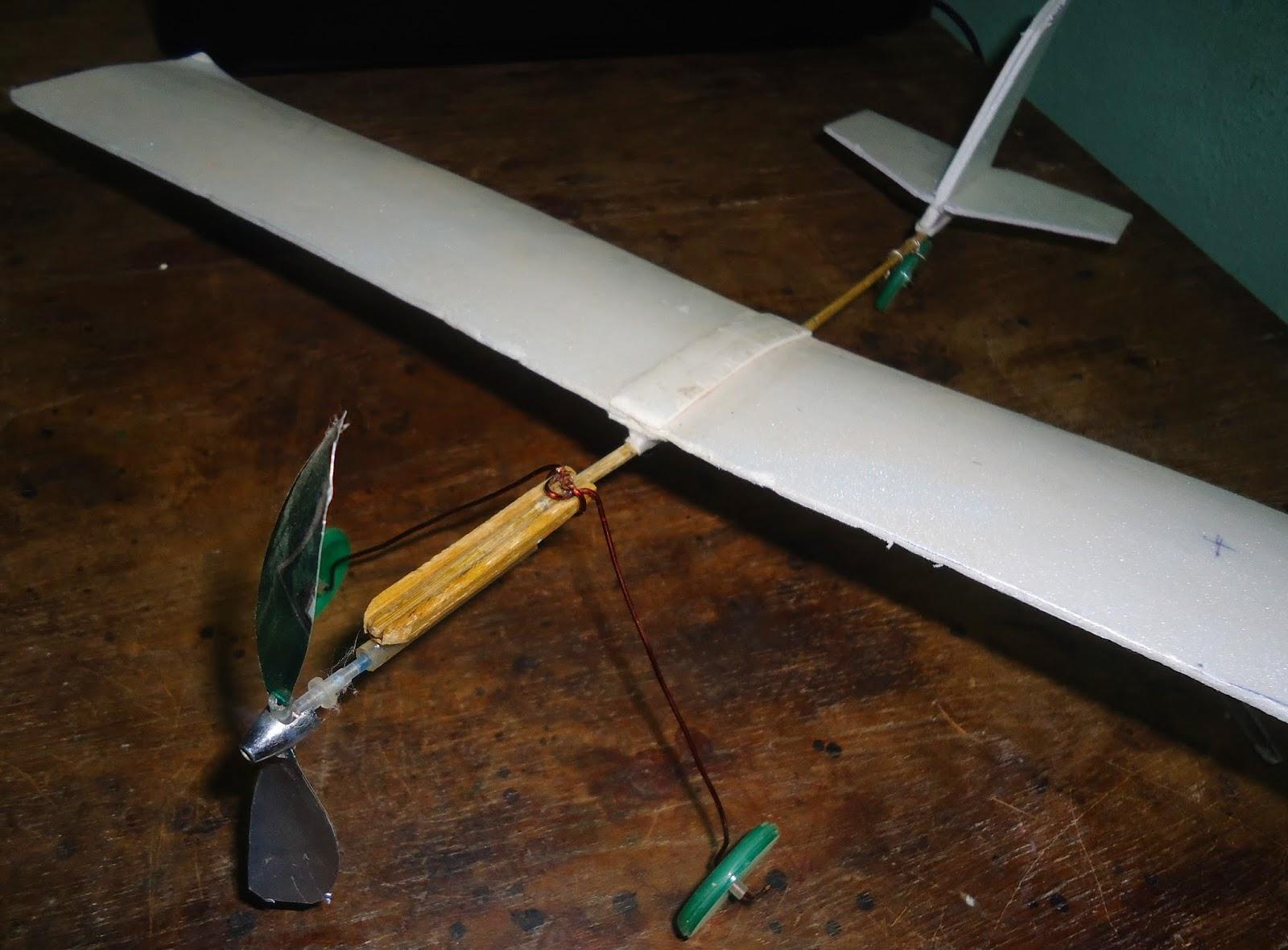 Soft Skills Aeromodelling