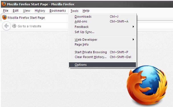 How To Set A Master Password In Firefox part 1?