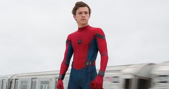 Tom Holland es el Spider-Man más joven del cine