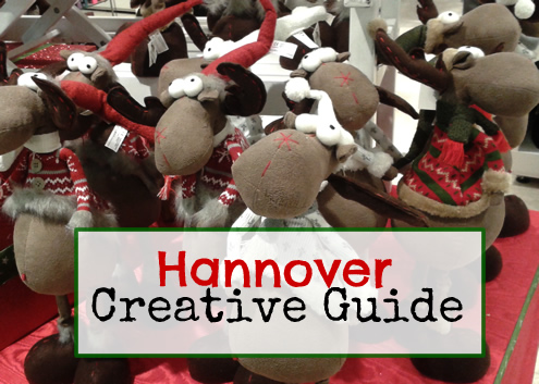 Hannover, a creative guide | Happy in Red