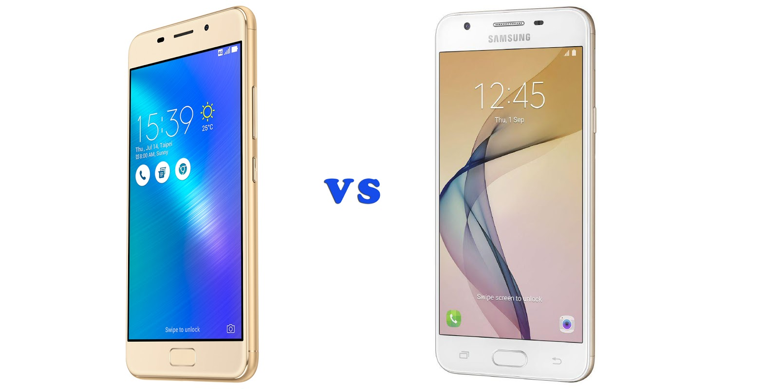 Comparison of Asus Zenfone 3S Max with Samsung Galaxy J5 Prime