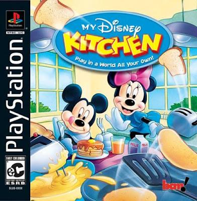 descargar my disney kitchen psx mega