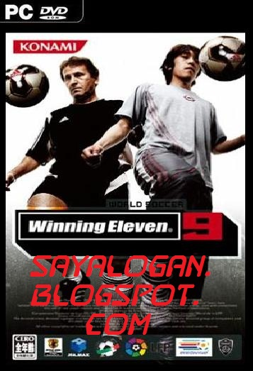 kitserver winning eleven 9 menjadi pes 2012