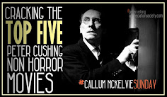 CRACKING THE TOP FIVE NON HORROR FILMS OF PETER CUSHING