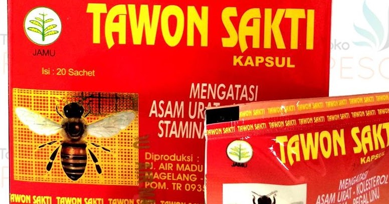 Image result for Kapsul tawon sakti
