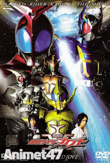 Kamen Rider Kabuto: God Speed Love -  2006 Poster