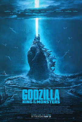 Poster Godzilla: King of the Monsters 2019 Dual Audio HD 720p
