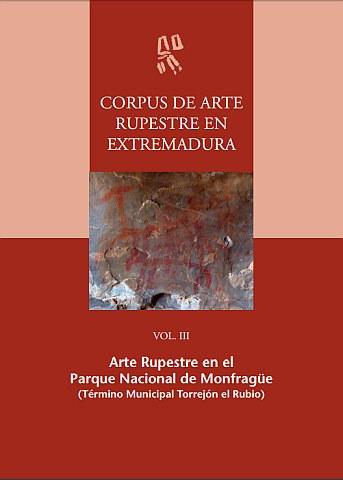 ARTE RUPESTRE EN EL PARQUE  NACIONAL DE MONFRAGÜE