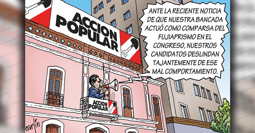 Carlincaturas Viernes 24 Enero 2020 - La República