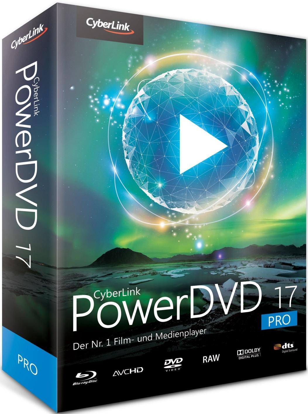 CyberLink PowerDVD 17 Ultra PC Full ESPAÑOL