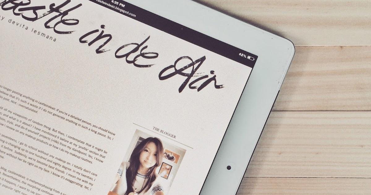 Castleindeair indonesian beauty blogger a transformation solutioingenieria Gallery