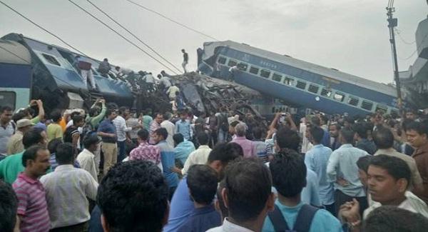 New Delhi, Train Accident, Utkal Express, Muzaffarnagar, Khatauli, Train Accident, Uttar Pradesh, Muzaffarnagar Train Accident