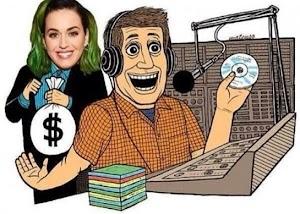 Bomba: Rádio afirma que Katy Perry faz sucesso porque paga, diferente de Lady Gaga, entenda!