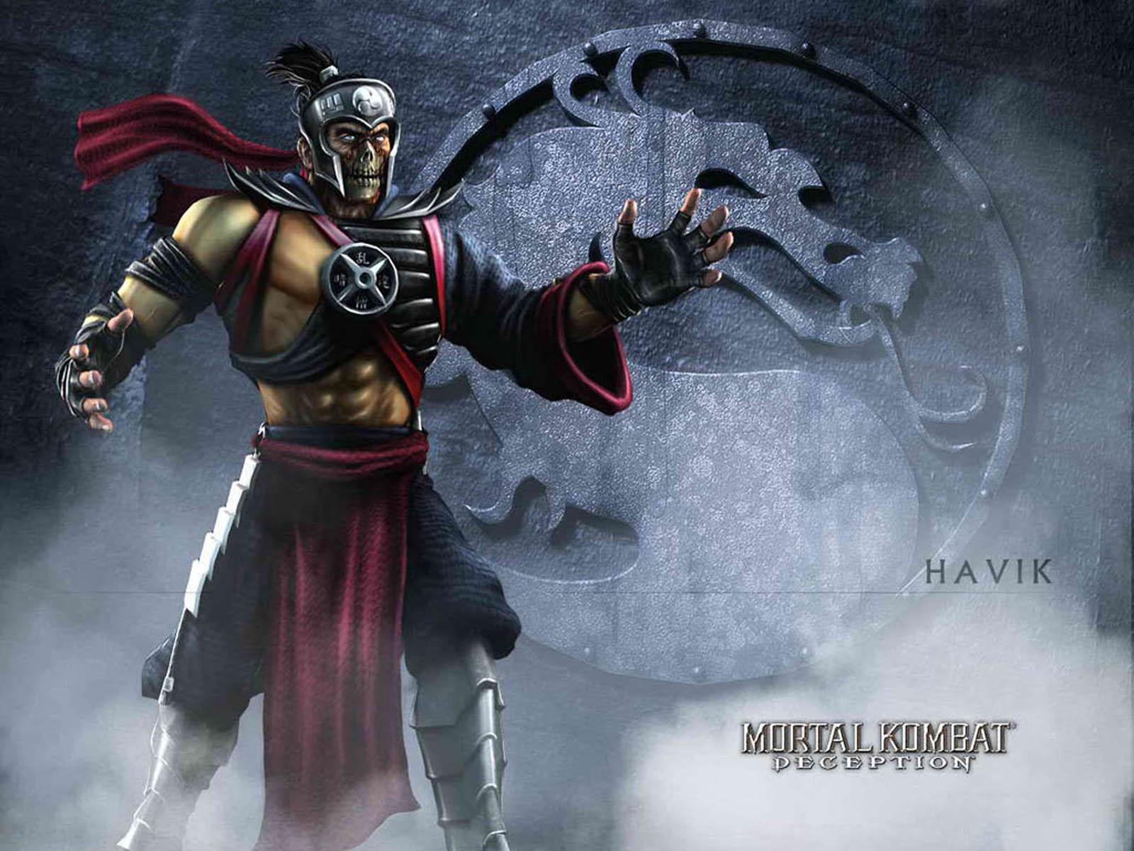 wallpapers: Mortal Kombat Game Wallpapers - photo#16