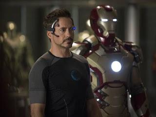 Robert Downey Jr. Iron Man Marvel