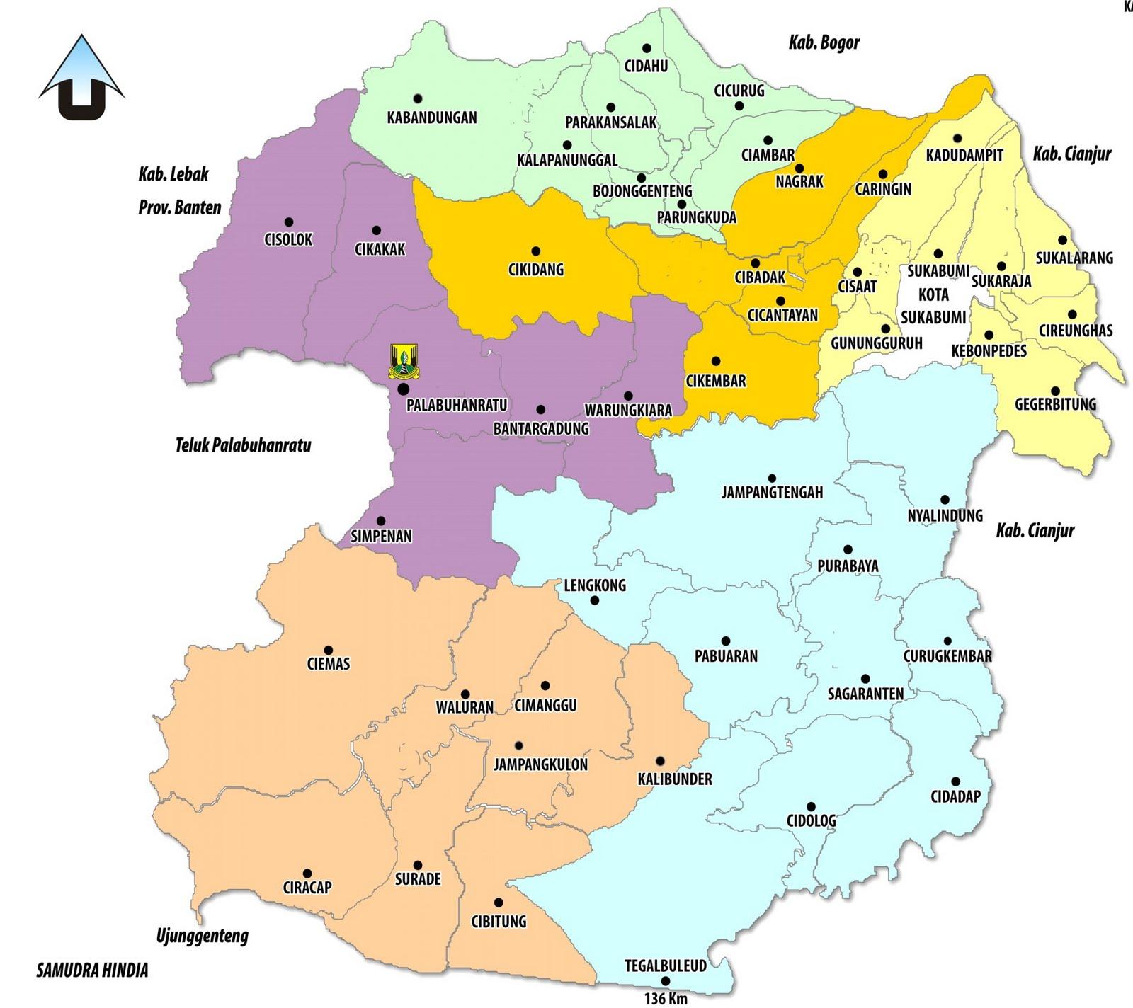 Informasi Sukabumi: Kabupaten Sukabumi