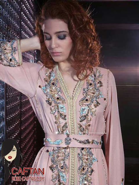 Caftan marocain une tendance très attirante pour 2017