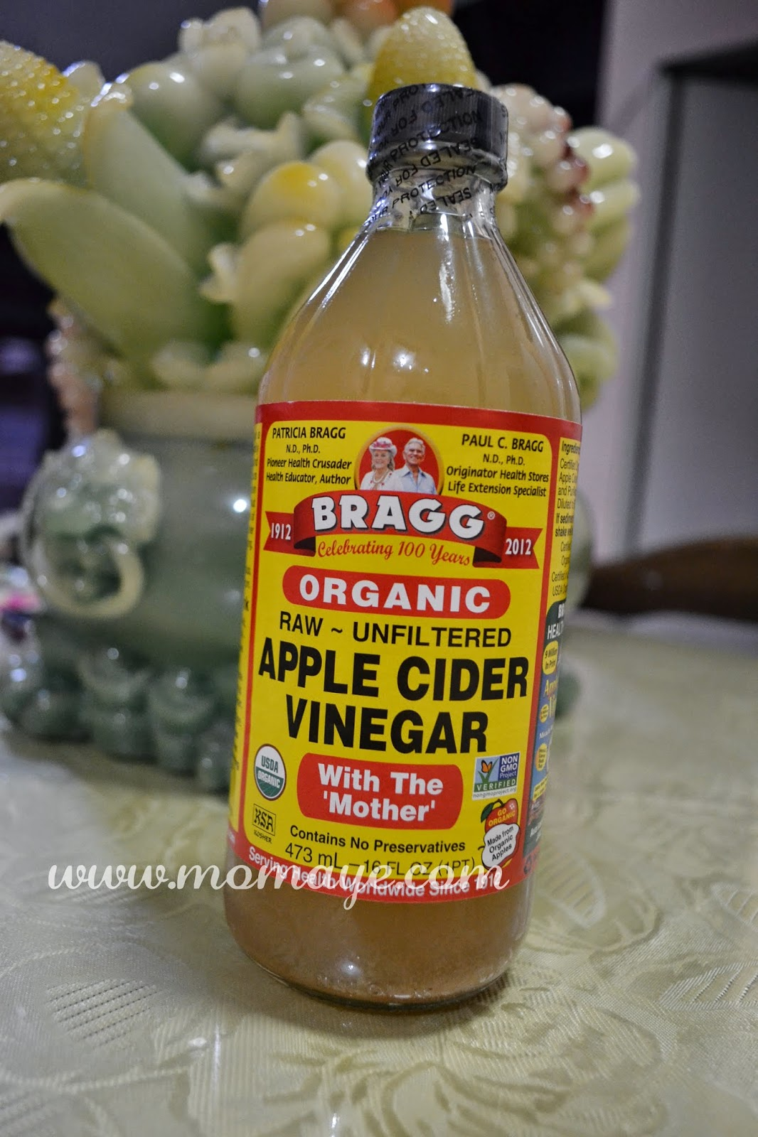 apple cider vinegar, face, health, natural facial toner, Bragg Organic Apple Cider Vinegar