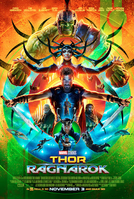 "Marvel Studio's ""Thor: Ragnarok"" - Movie Poster"