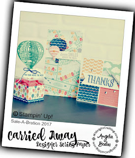 Stampin Up OccasionsCarried Away DSP MidnightCrafting.com