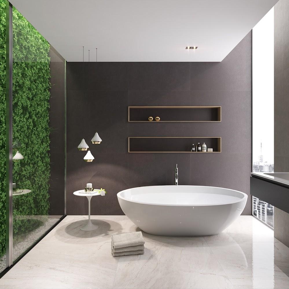 white-modern-tub