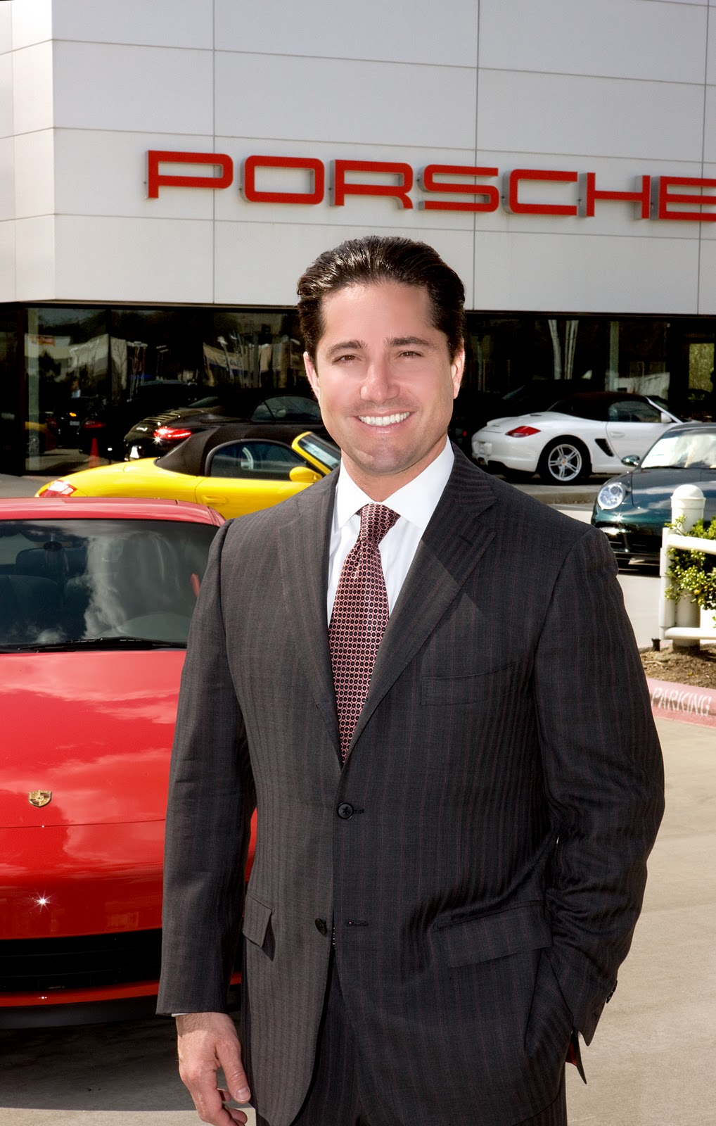 Porsche North Houston >> Porsche of North Houston: Todd Blue to be Featured in Houston Magazine's 2011 Men of Style Issue