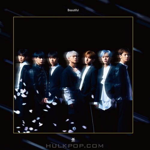 MONSTA X – Beautiful (Japanese ver.) – Single