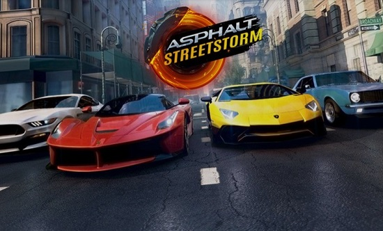 ASPHALT STREET STORM RACING OFICIAL
