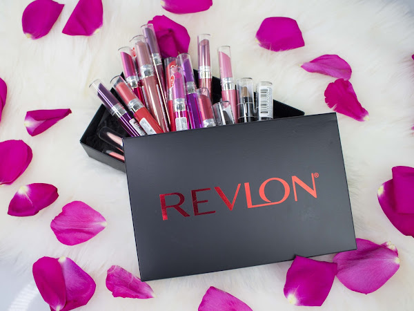 Revlon // Ultra HD™ Gel Lipcolor & ColorStay™ Brow Crayon