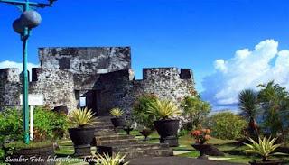 Benteng Victoria Ambon