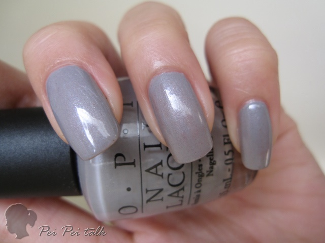 "OPI HL806-""Sheer"" Your Toys!"