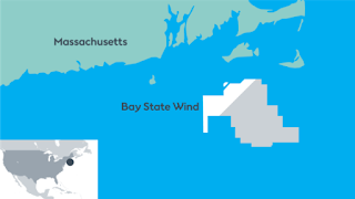 The maps that Ørsted uses to promote both Bay State Wind and Constitution Wind. They are the same (image to the right is Bay State Wind). (Credit: Bay State Wind) Click to Enlarge.