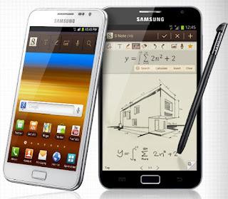 Cara Mengatasi Bootloop Samsung Note 1 (GT-N7000) Dengan Flash Ulang