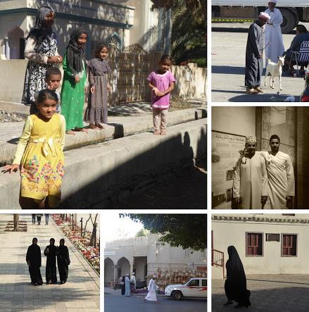 consigli di viaggio in Oman: gli omaniti