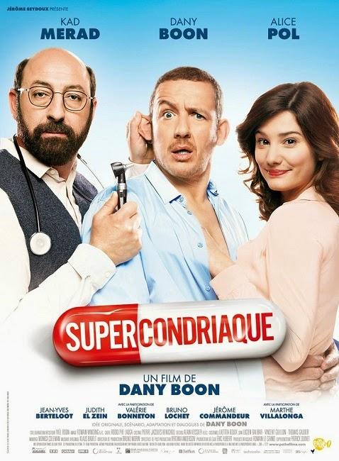 Supercondriaque / Superchondriac (2014) ταινιες online seires xrysoi greek subs