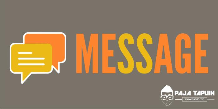 10 Contoh Soal Short Message Text Dan Kunci Jawaban Terbaru