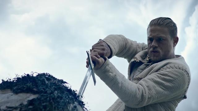 مشاهدة إعلان فيلم King Arthur: Legend of the Sword 2017 كامل