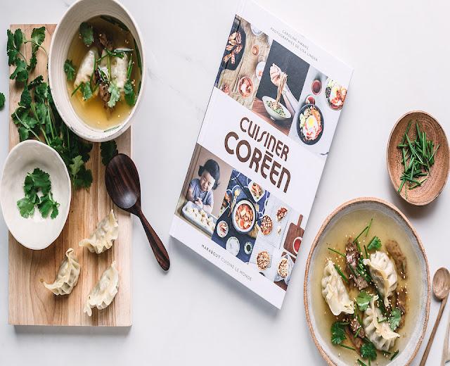 (K-Food) Cuisiner Coréen : Un livre ultra complet pour apprendre à cuisiner coréen