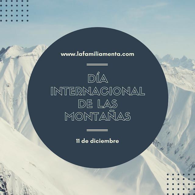 La familia Menta - Día internacional de las Montañas