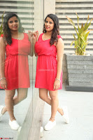 Shravya Reddy in Short Tight Red Dress Spicy Pics ~  Exclusive Pics 032.JPG