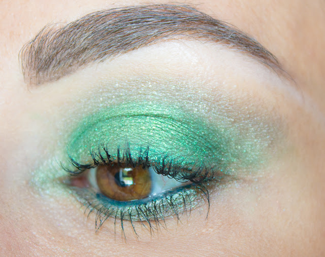 maquillage-vert-pigment-Kryptonite