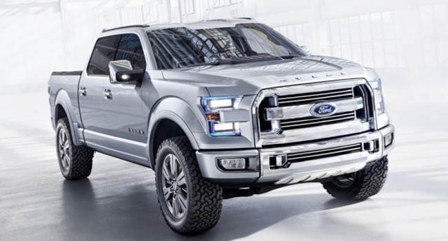 2016 Ford F150 Atlas Release Date Canada