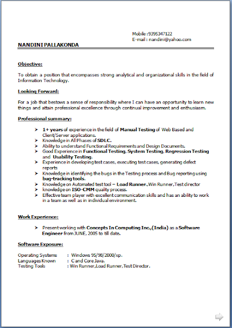 monika resume business analyst and manual testing and sql free resume templates microsoft office manual