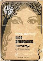 Romanţe pe versurile lui Eminescu
