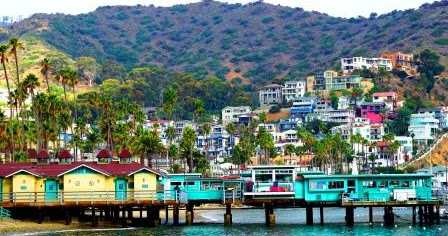You Can Relive the Old Hollywood Charm on Catalina Island, Just Off LA