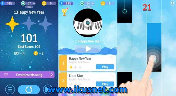 Download Game Piano Tiles 2 Mod Apk Terbaru Unlimited Diamond