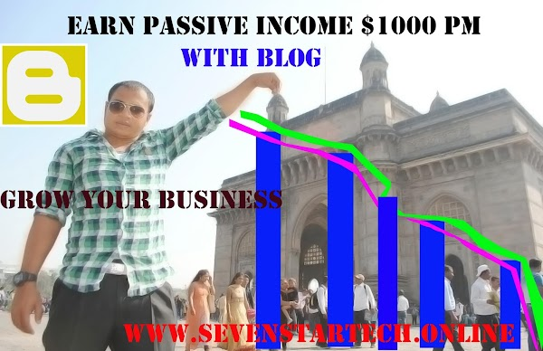MAKE $1000 PER MONTH WITH YOUR BLOG