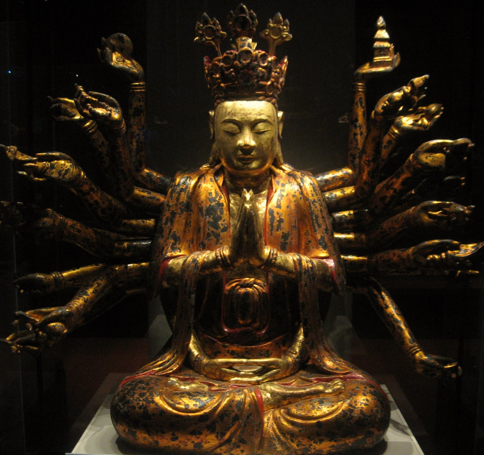 Buddha Decor Living Room