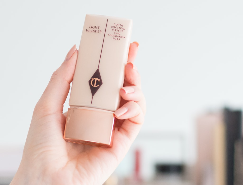 Charlotte Tilbury Light Wonder Foundation 1 Fair Verpackung